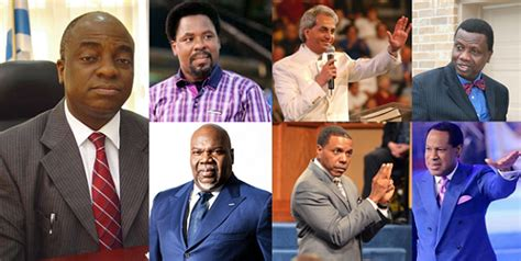 top 10 richest pastors in nigeria 2018 2019 and their net worth bionetworth forbes list of world richest pastors 2018 pastors dominate dailys