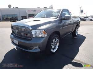 2012 Dodge Ram 1500 Rt For Sale 2011 Dodge Ram 1500 Sport R T Regular Cab In Mineral Gray