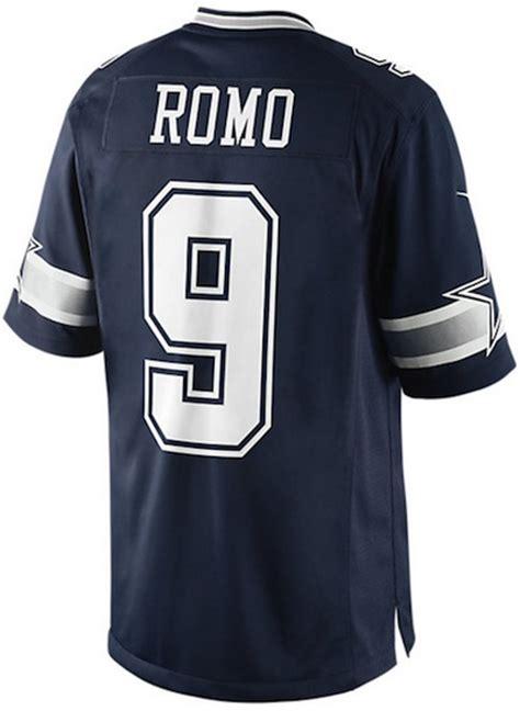 premier blue tony romo 9 jersey shopping guide p 1510 dallas cowboys fan buying guide gifts shopping