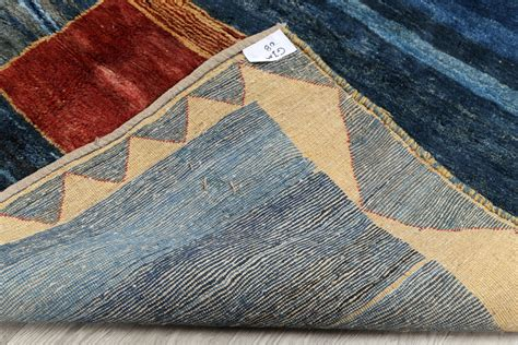 7x7 Square Area Rugs by Great Thick Pile Square 7x7 Gabbeh Area Rug