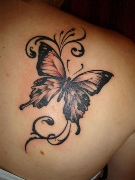 tattoo butterfly shading 15 gorgeous shoulder butterfly tattoo desgns
