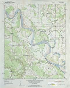 topo map of topographic maps perry casta 241 eda map collection