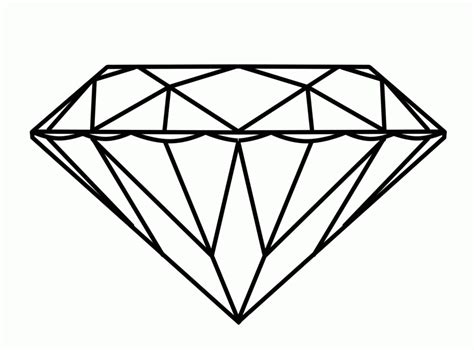 diamond ring coloring pages diamond ring coloring page clipart panda free clipart