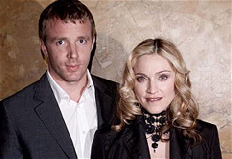 Is Madonnas Marriage On The Rocks by A Marriage In Pictures Madonna And La Times