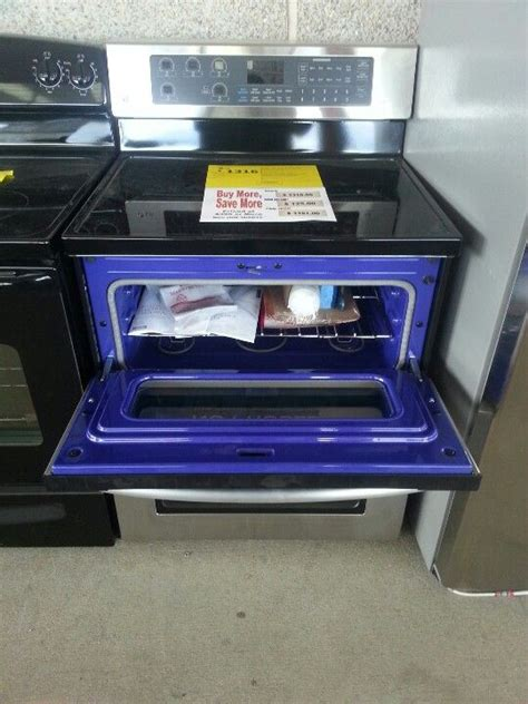 lg flat top purple inside electric stove home depot i