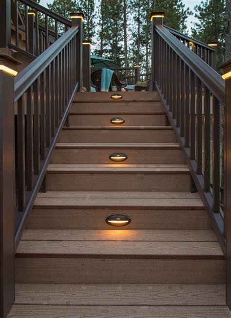 St. Louis TimberTech/Azek Deck Lighting   Riser Light