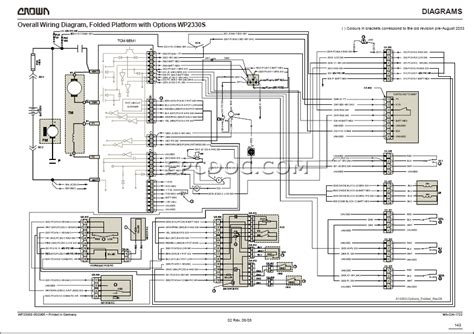 crown 20mt wiring diagram 25 wiring diagram images