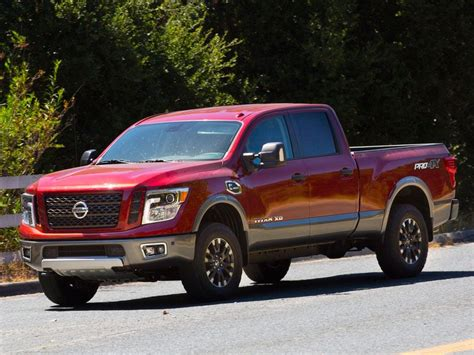 nissan titan cer 10 best 4 door trucks autobytel com