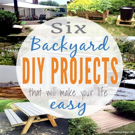 backyard science experiments list diy backyard projects that are simple quick and will