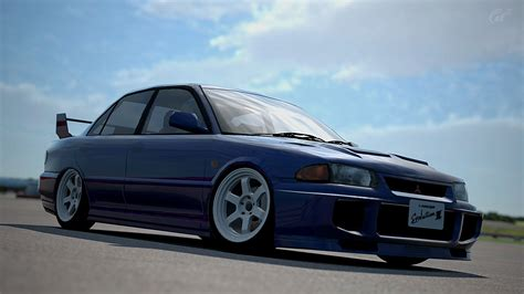 New Listing 3 Mitsubishi Lancer Evolution Iv Evo Tomica Factory Tak mitsubishi lancer evo iii at silverstone gt6 by