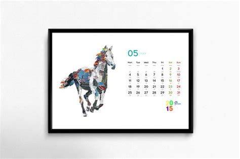 design af kalender 50 highlights f 252 r das kalender design 2015 187 saxoprint
