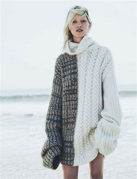 sweater knits the thick of it oracle fox