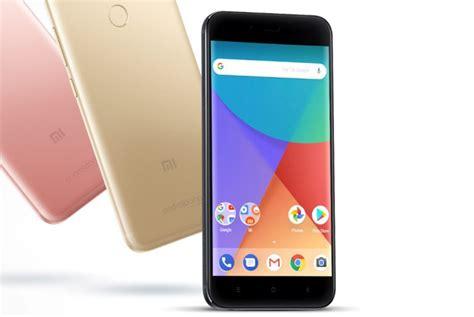Xiaomi Mi A1 Smartphone xiaomi mi a1 a xiaomi android one smartphone launched