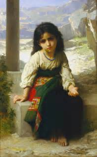 the beggar 1880 william adolphe bouguereau