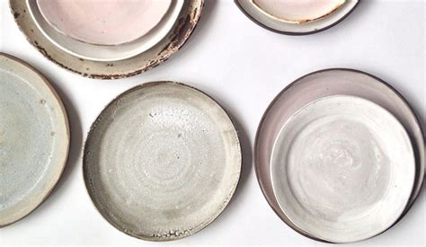 Handmade Dishes - 10 easy pieces handmade dinnerware from ceramics studios