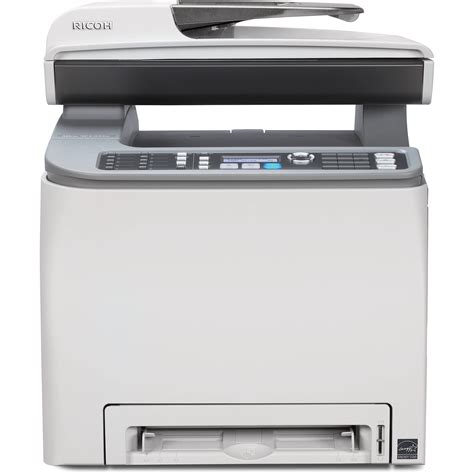 Printer Laser Ricoh ricoh aficio sp c231sf color laser multifunction printer