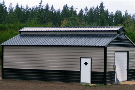 Building A Metal Carport Colonial Style Metal Buildings By Coast To Coast