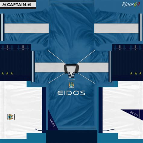 Jersey Retro Manchester City Home 1999 manchester city le coq sportif eidos 1999 kit for pes