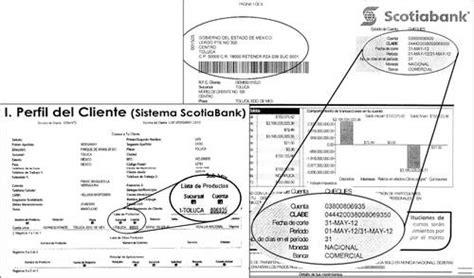 estado de cuenta scotiabank an 193 lisis de la realidad videgaray acusado de triangular