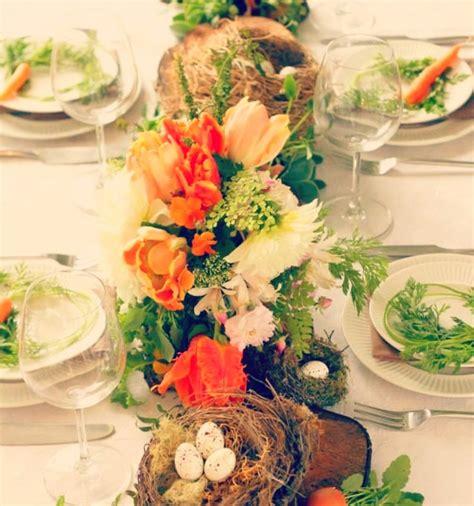 decorazioni tavola come decorare tavola di pasqua le idee pi 249 originali per