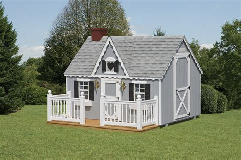 victorian playhouse north country sheds