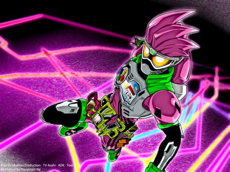 anoboy kamen rider ex aid artwork kamen rider ex aid action gamer lv 2 by