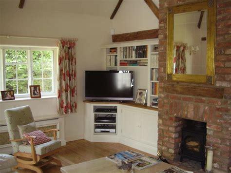 corner media units living room furniture 1000 ideas about corner tv on tv stands