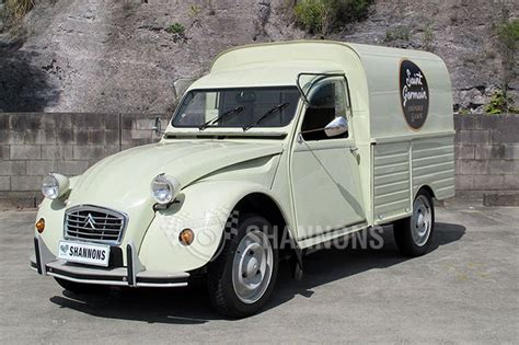 citroen 2cv sold citroen 2cv ak400 lhd auctions lot 7 shannons