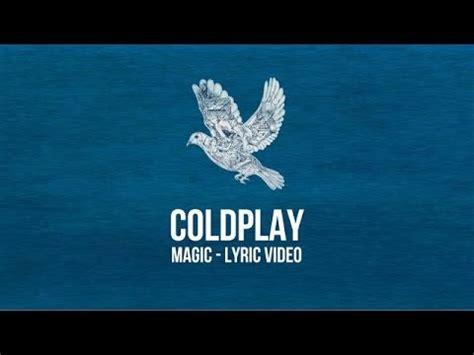 coldplay magic lyrics coldplay magic lyrics video subtitulado espa 241 ol