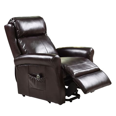 Lazy Boy Chairs Recliners - electric luxury power lift recliner chair leather lazy