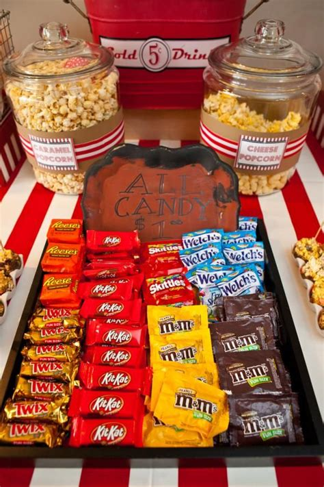 oscars party inspiration  party classic monsters