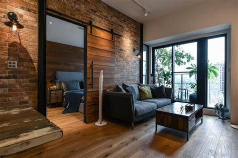 taipei city industrial loft apartment