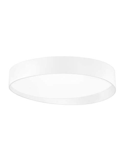 luce led ceiling luminaires fano white