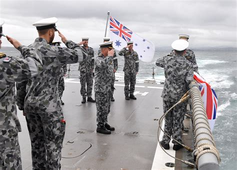 Charles Keith 3638 melbourne pays last respects navy daily