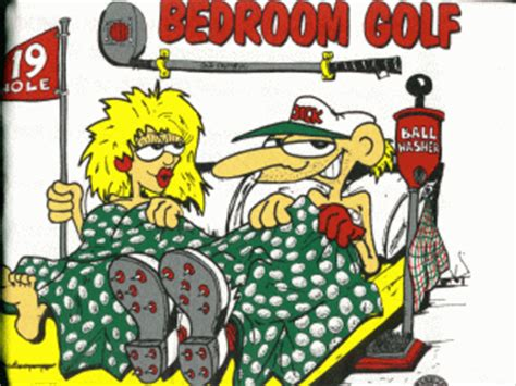 rules of bedroom golf golf humor