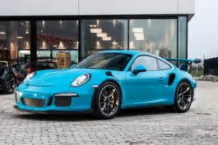 Porsche 991 Gt3 Rs Porsche 991 Gt3 Rs Page 10 Asphalte Ch