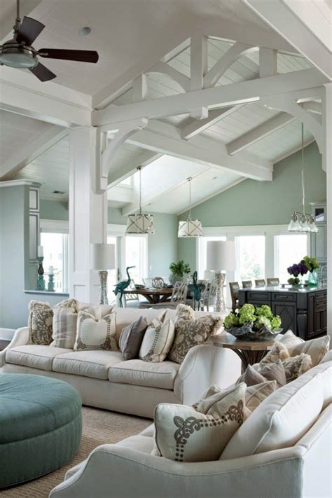 paint colors for living room casual cottage 3153 best images about coastal casual living rooms on