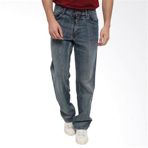 Celana Pria Merk Edwin jual edwin regular fit celana panjang pria biru 305 43 012 harga