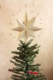 christmas tree topper christmas star tree topper