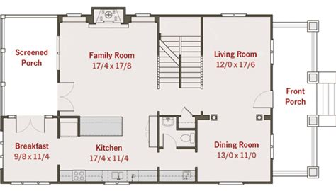 big ranch house plans