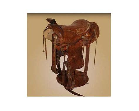 Stools In Horses by Saddle Bar Stool Saddle Stools Western Saddle