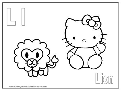 hello kitty coloring pages with letters free hello kitty dot to dot coloring pages