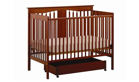 Cribs Intro by Stork Craft 4 In 1 Fixed Side Crib With Drawer