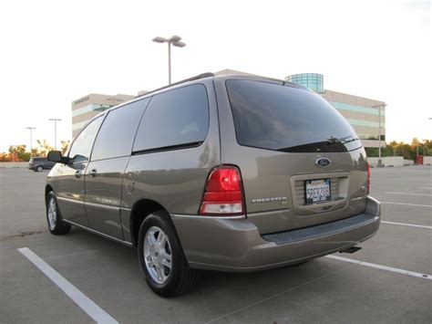 how cars run 2006 ford freestar on board diagnostic system 2006 ford freestar overview cargurus