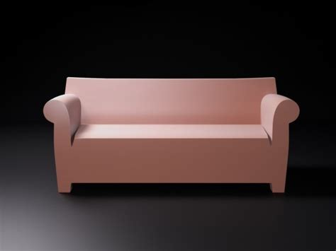 bubble club sofa bubble club sofa 3d model kartell