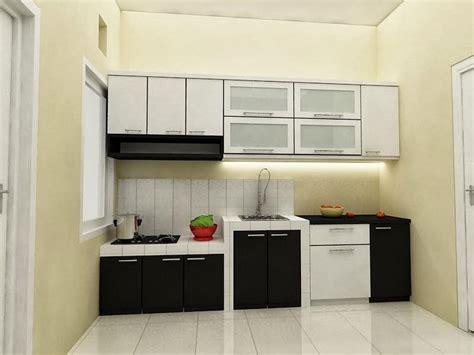 desain dapur kecil panjang dapur rumah minimalis yang cantik rumah dan desain