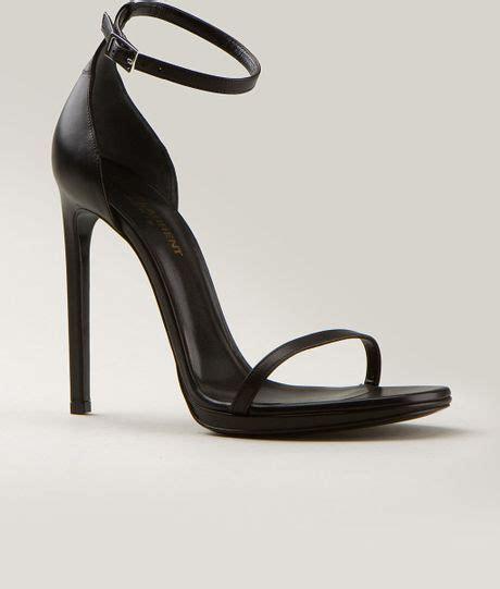 18 St Livia Tali Big Size Jumbo Fit L sepatuolahragaa black leather heels images