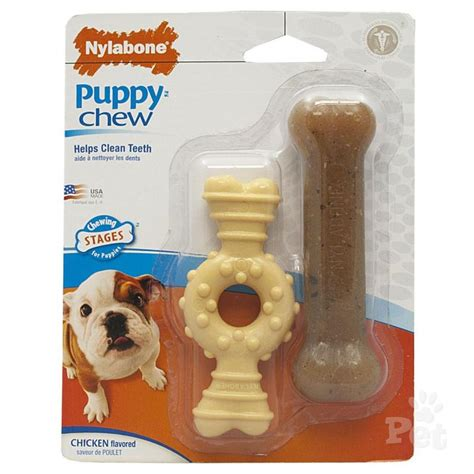 are nylabones safe for dogs nylabone puppy chew