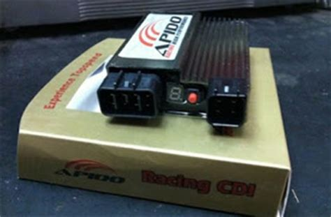 Lu Projector Mx King 150cc upgrade for our bike basic yamaha t150 t135
