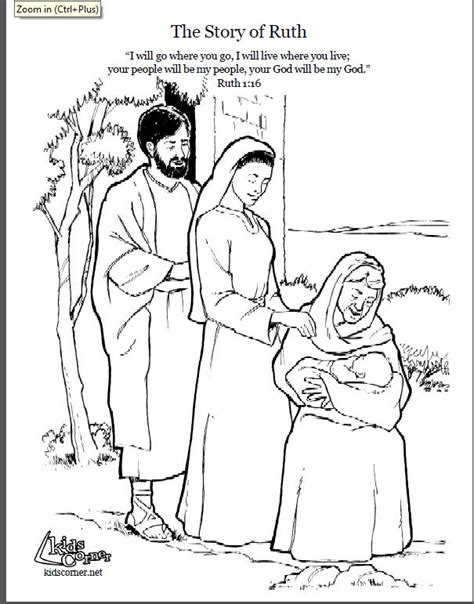 coloring pages for the book of ruth 38 best bible coloring pages images on pinterest sunday